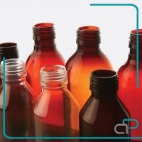 PET Syrup Bottles